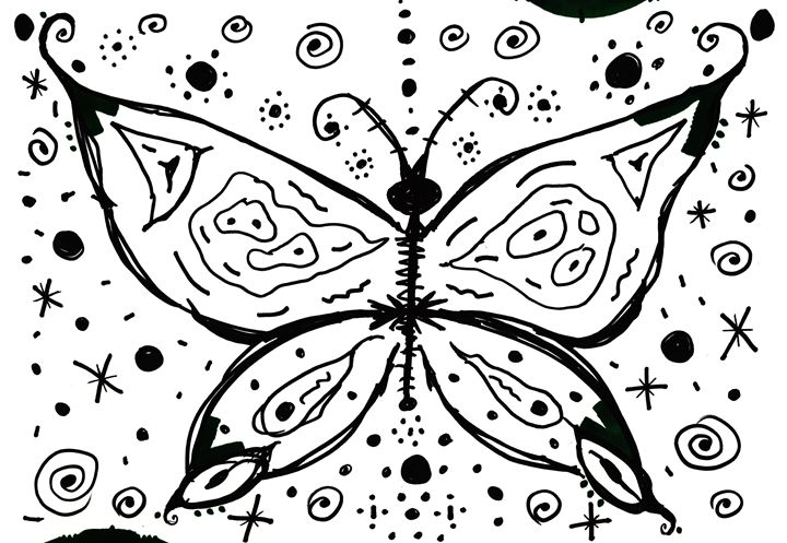 Butterfly I - JM Sutton