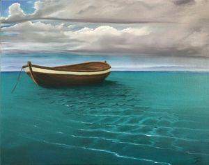 Calm before the storm - joripoutanenart