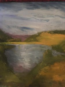 Foothill Park - Louise Gibler Art