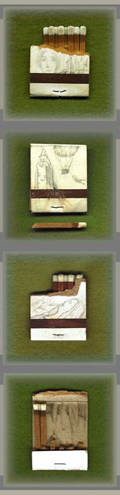 Sketches on Mathbooks - Matchbook House