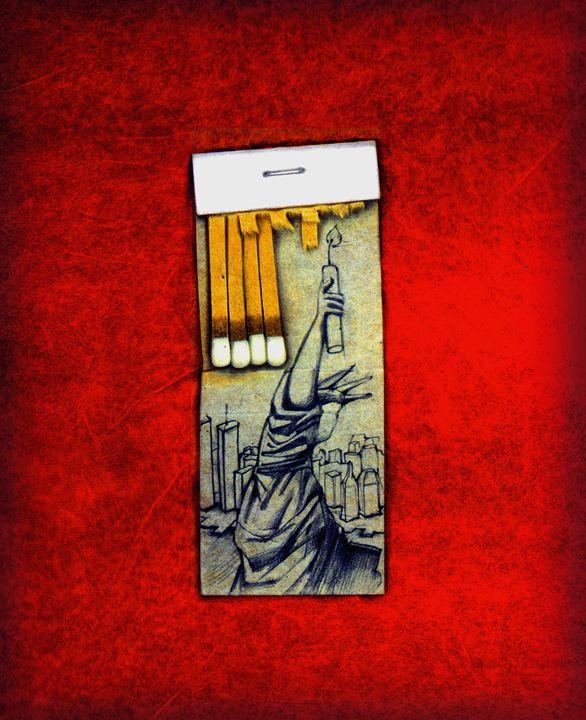 Liberty - Matchbook House