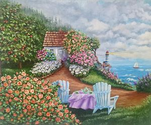 The Cottage and the Sea