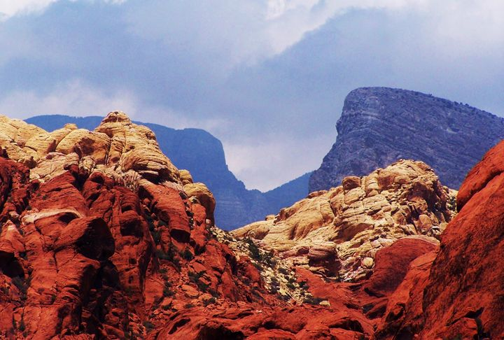 Red Rock Canyon - Wherever Photography