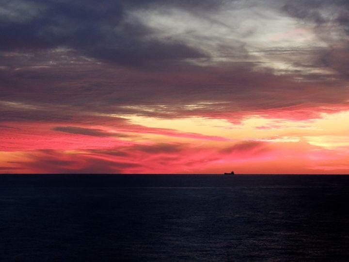 Caribbean Sunset - Wherever Photography