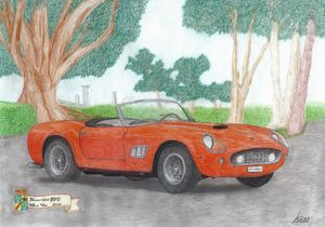 Rosso Classico - NOC_Drawings