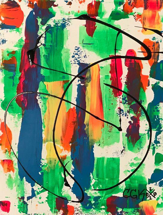 Joy Rising - CK1PAINTS