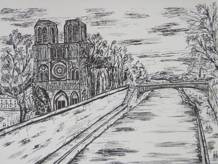 Notre-Dame de Paris - V.R-L