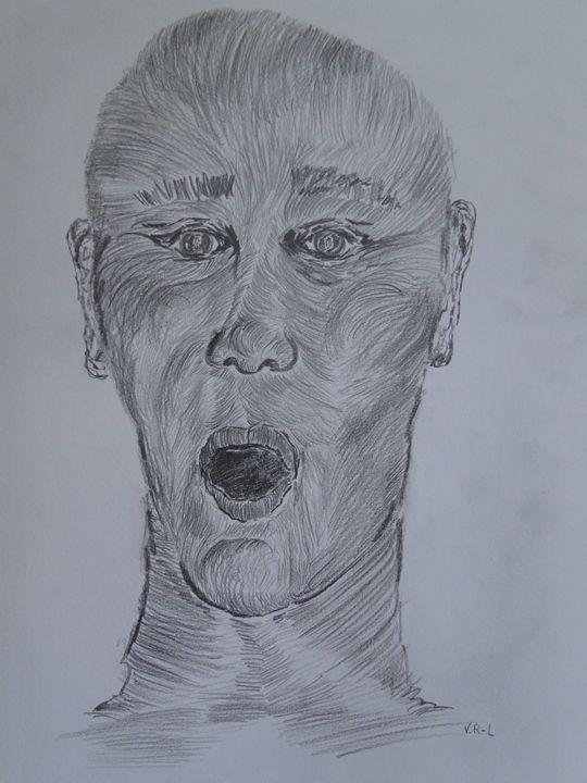 L'homme étonné - V.R-L