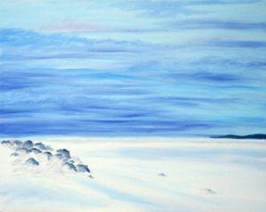 Traverse Bay Winter