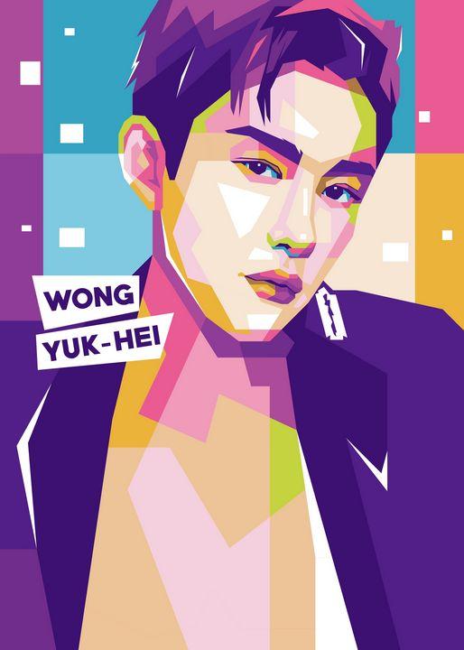 NCT WONG YUK HEI - Rochefort Artwork