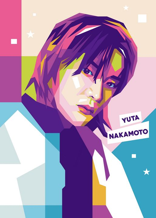NCT YUTA NAKAMOTO - Rochefort Artwork