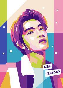 NCT LEE TAEYONG