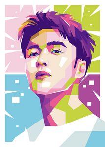 EXO LAY ZHANG