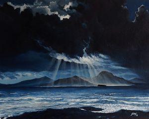 Inishowen Nightfall