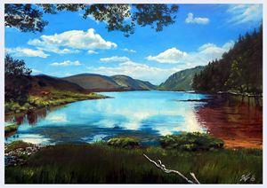 Glenveagh National Park, Donegal