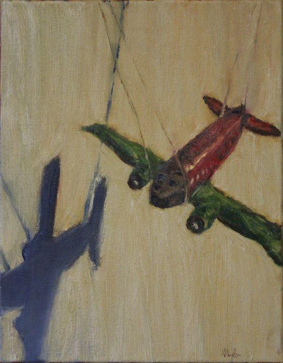 The Toy Plane - XArreola