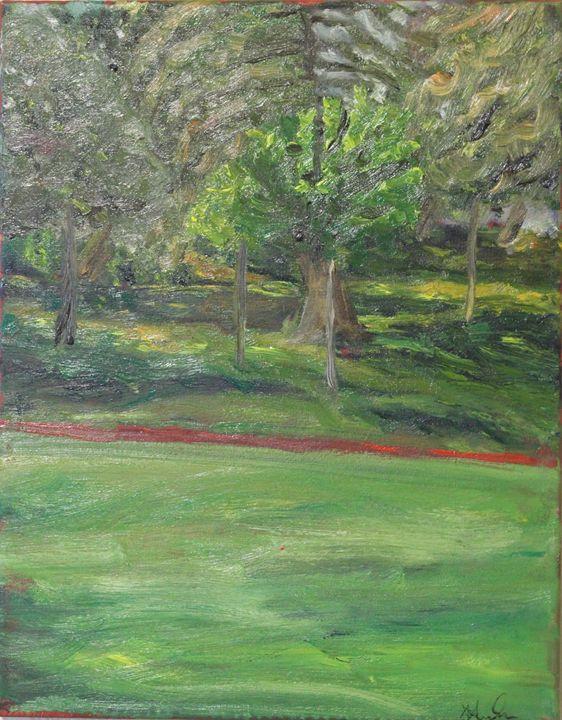 Landscape III - XArreola