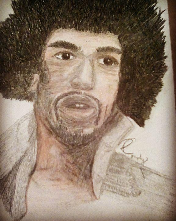 Jimmy Hendrix - Pamela Kay