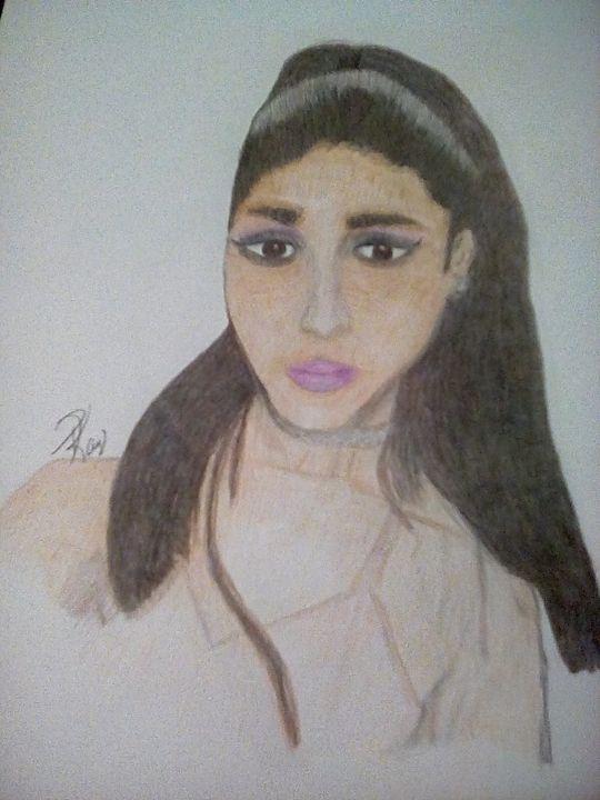 Ariana Grande - Pamela Kay