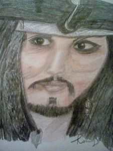 Jack Sparrow - Pamela Kay