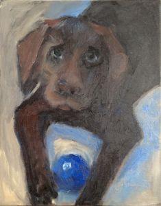 Ivy's dog