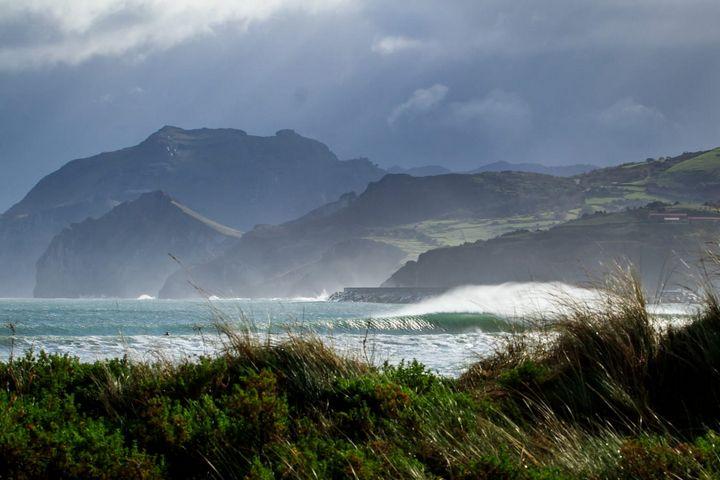 La côte Basque - Sohraby