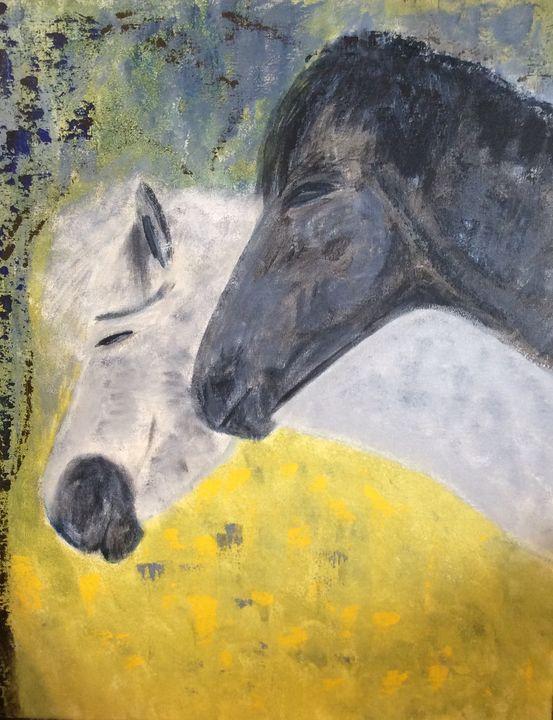 Dream horses - Sohraby