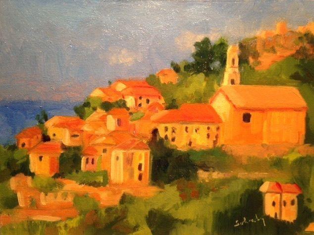 Eze Village - Sohraby
