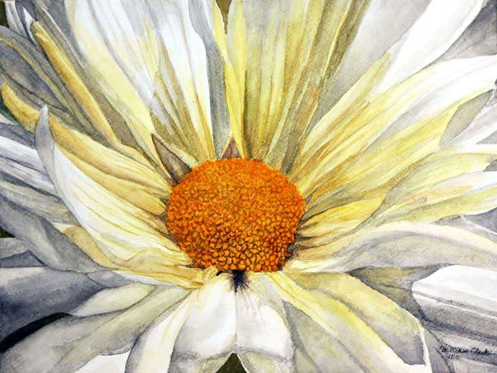 """Miss Daisy"" - Will Clark Art"