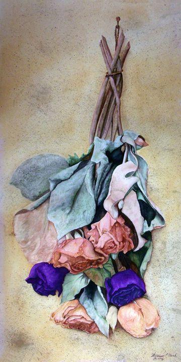 """"""" Remains of a Summer"""" - Will Clark Art"""