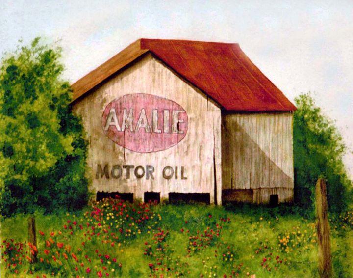 Amalie - Will Clark Art