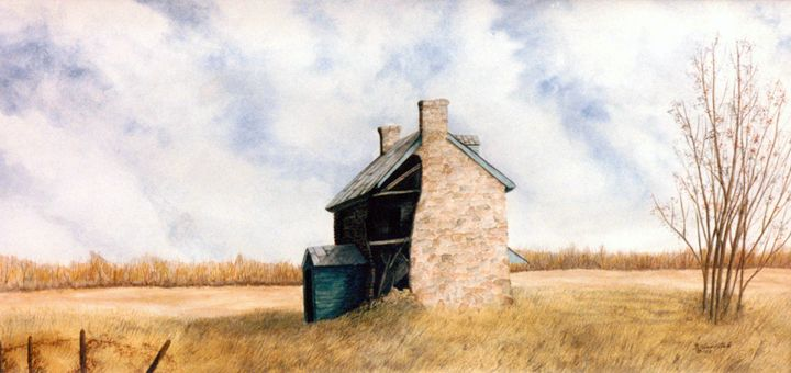 Long Forgotten - Will Clark Art