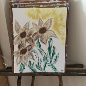 Spring Delight - Floral Art