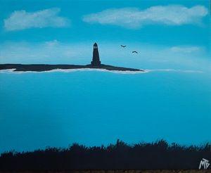 Sea side Lighthouse