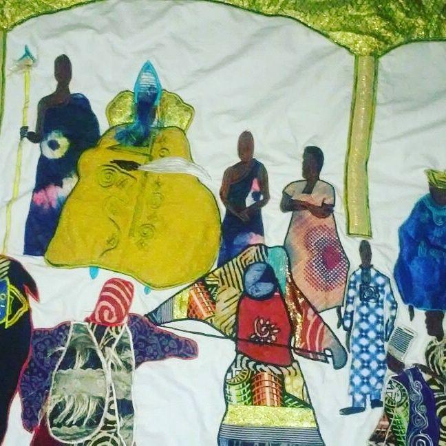African cultural festival - Ibrahim Adebayo Lawal