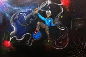Einstein In Space