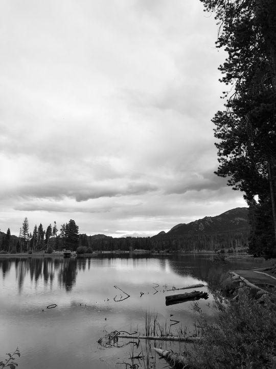 Estes Lake Trail - Dak Art