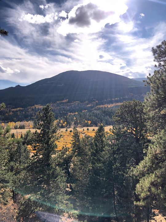 Lawn Lake Trails, Colorado - Dak Art