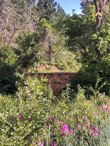 Bridge at Chautauqua Park