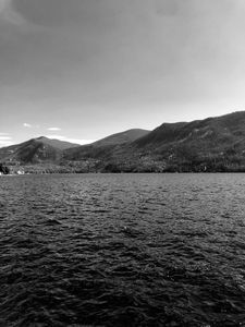 Grand Lake, CO (B&W)