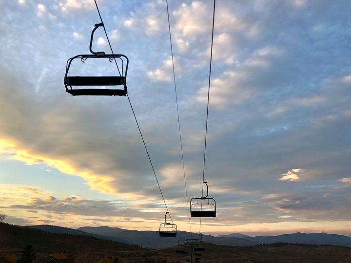 Horizon Sky Lift - Dak Art