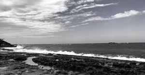 Grey Skies on the Coast