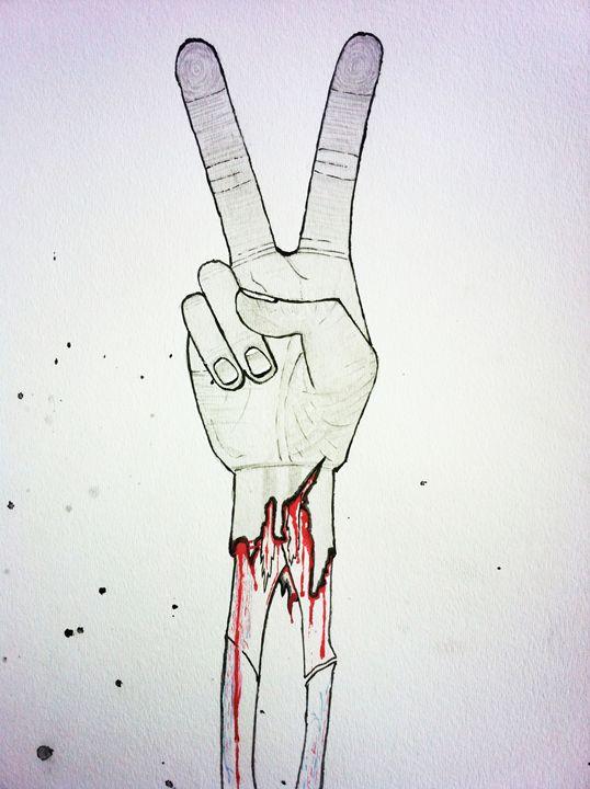 Fuck Peace - RAWART