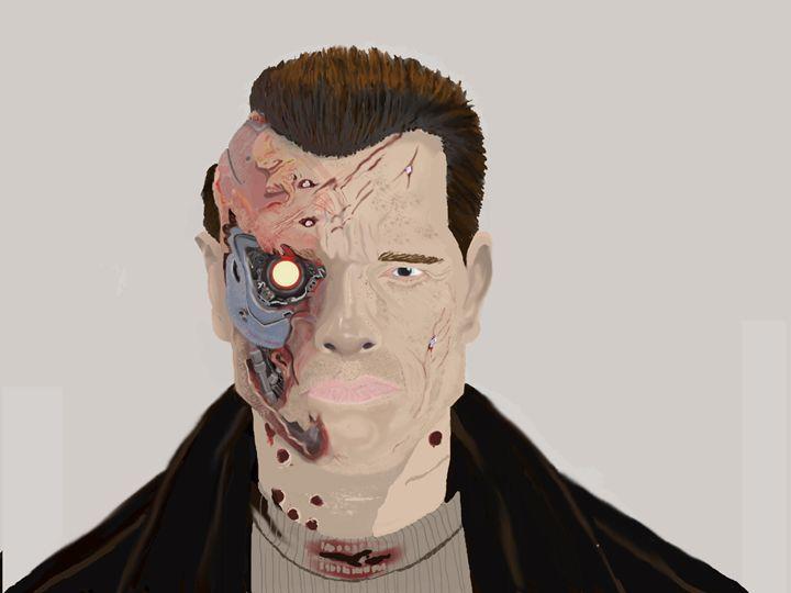 The Terminator - Jerome Ekuban