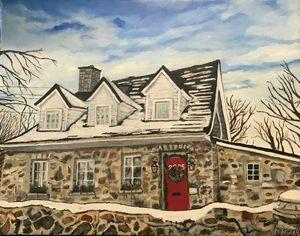 Canadiana Lakeshore Pointe-Claire - evelynpSimsArt