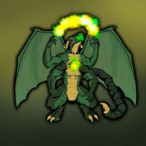 Poison dragon - Zyallayz