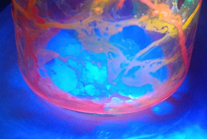 Fluorescent - Crofford Art