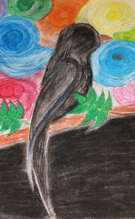 Black Bird - Crofford Art
