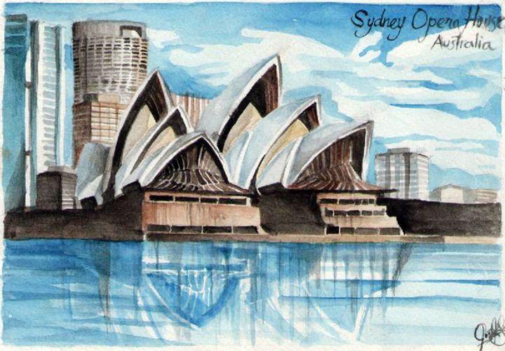 The Sydney Opera House - Just