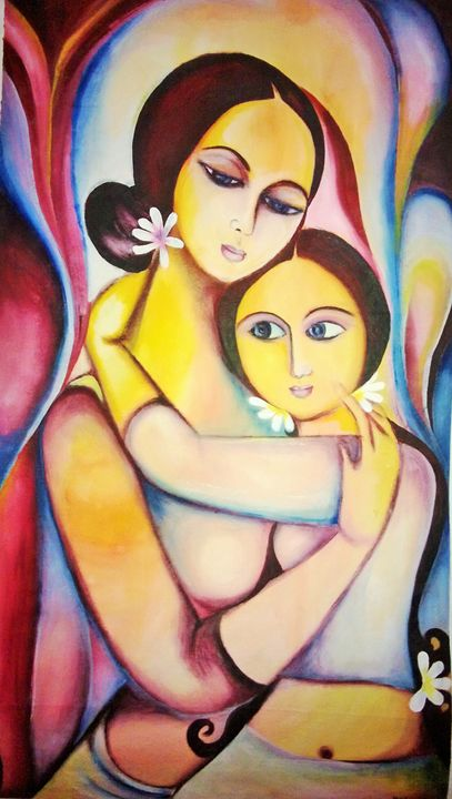 mother love - Vishaka art gallery